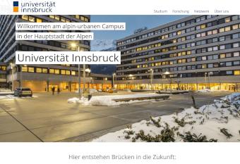 University of Innsbruck - Mega migration to django CMS