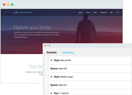 django CMS for content editors