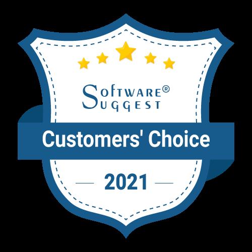 2021 Customers' Choice Award - django CMS