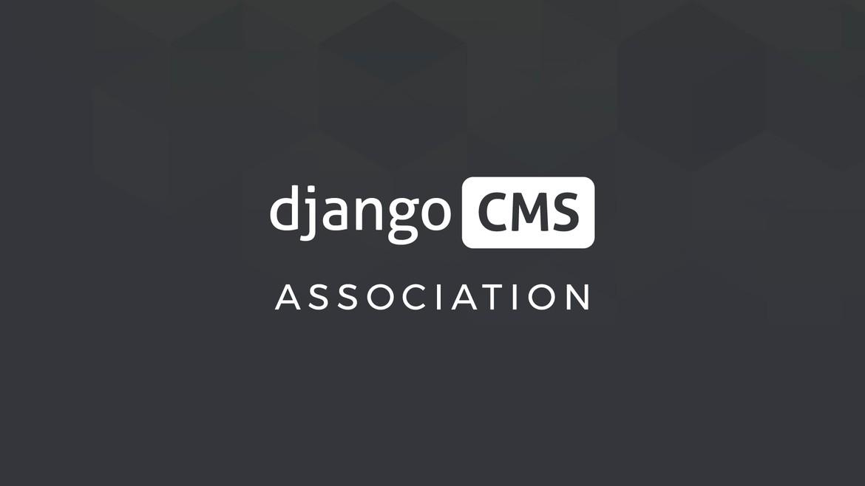 Reasons to join the django CMS Association.
